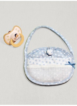 Cover pacifier basket