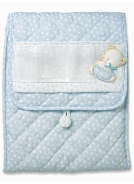 Portable baby change pad